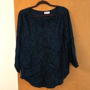 Velvet by Graham & Spencer silk top